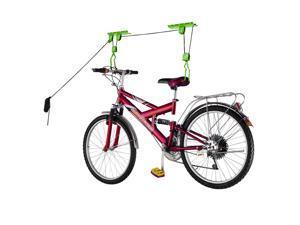 Bike Lane Bicycle Garage Storage Lift Bike Hoist 100LB Capacity Heavy Duty