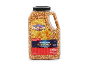 Great Northern Popcorn Premium Yellow Gourmet Popcorn, 12 Pound Jug