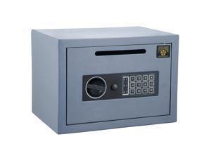 Paragon Lock & Safe CashKing Digital Depository Safe .54 CF Cash Drop Safes Heavy Duty