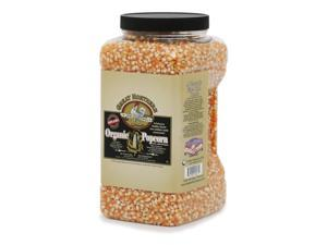 Great Northern Popcorn Organic Yellow Gourmet Popcorn All Natural, 7 Pounds