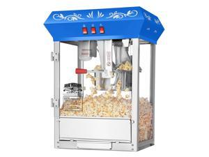 Great Northern Popcorn Blue Foundation Popcorn Popper Machine 8 Ounce