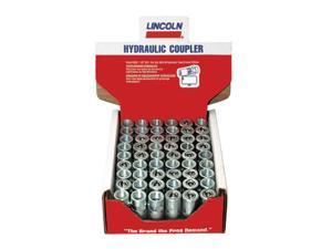 Lincoln Lubrication 5852-54 Grease Coupler 54 Pack Counter Display