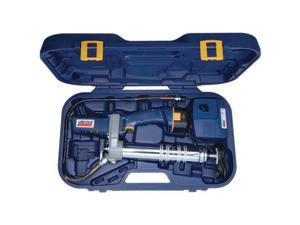 Lincoln Lubrication 1242 Grease Gun Kit 12.0 Volt Cordless with One Battery