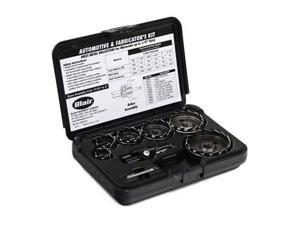 """Blair 14006 Holcutter Hole Saw Set 6 Sizes, 7/8"""" to 2-1/2"""""""