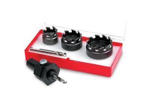 "Blair 14003 Antenna and Access Holcutter Hole Saw Set, 3/4"", 1"", 1-1/4"""