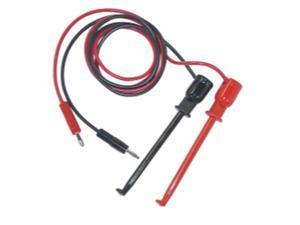"E-Z Hook BXJL-36R/B Test Leads 36"" W/Straight Plug"