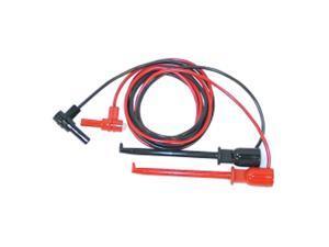 """E-Z Hook 633XJL-48R/B Test Leads 48""""W/90-Plug"""