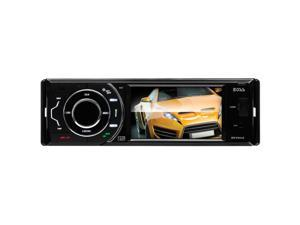 "Boss Audio BV7943 Single Din 3.6"" DVD/MP3/Cd AM/FM Receiver With USB/Sd"