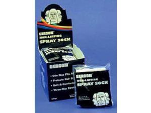 Gerson 70295 Non-Linting Spray Sock