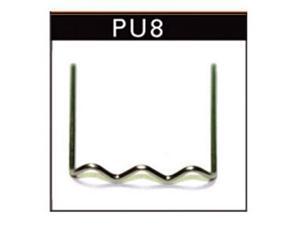 EZ Red PU8 Heating Repair Pin, U-shape, 0.8, 100pcs