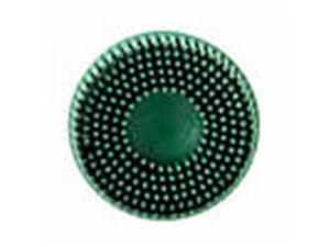 """3M 07532 1"""" White Fine Bristle Disc"""