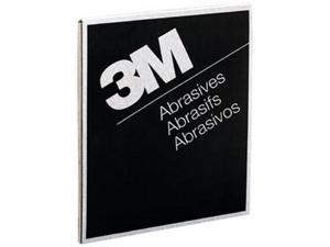 "3M 2000 Wetordry TriMite Sheet 02000, 9"" x 11"", 600A, 50 sheets/sleeve"