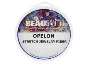 Stretch Bead Cord For Stretchy Bracelets Opelon 82 Ft