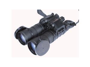 Armasight NSBEAGLE03QGDI1 Eagle QS - Dual-Tube Night Vision Binocular Gen 2 plus Quick Silver White Phosphor