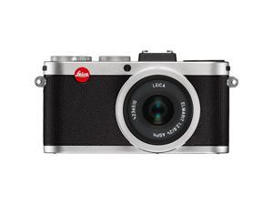 Leica Optics X2 16.5MP Compact Camera with 2.7-Inch TFT LCD (Silver) 18452
