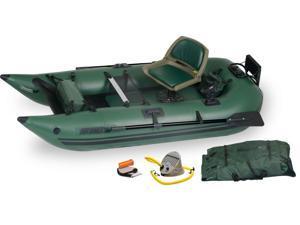 Sea Eagle 285 Frameless Pontoon Boat Trade Pro Package 285FPBK Pro