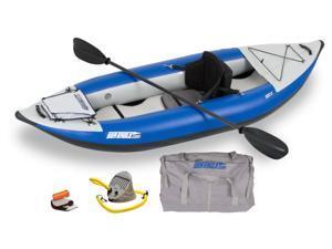 Sea Eagle Explorer Kayak 300 x Trade Pro Carbon Package 300XK Pro Carbon