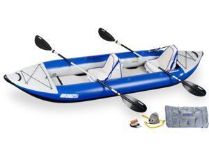 Sea Eagle Explorer Kayak 380 x Trade Deluxe Package 380XK Deluxe