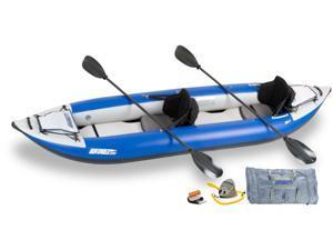 Sea Eagle Explorer Kayak 380 x Trade Pro Carbon Package 380XK Pro Carbon