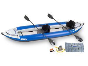 Sea Eagle Explorer Kayak 420 x Trade Pro Carbon Package 420XK Pro Carbon