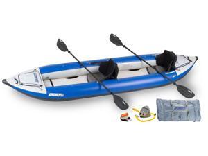 Sea Eagle Explorer Kayak 420 x Trade Pro Package 420XK Pro