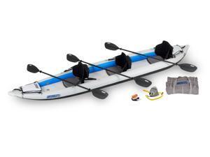 Sea Eagle FastTrack Inflatable Kayak 465FT Trade Pro Package 465FTK Pro