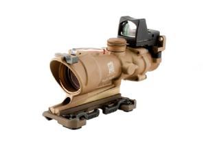 Trijicon 4x32 ACOG ECOS Riflescope (Dark Earth Brown) TA31ECOS