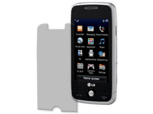 LCD Screen Protector with Mirror feature for LG Prime