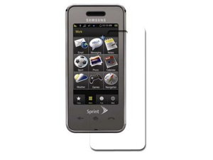 Screen Protector LCD Clear Scratch Resistant for Samsung Instinct M800