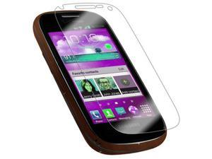Skinomi Phone Skin Dark Wood+Screen Cover for Samsung Galaxy Stratosphere 2
