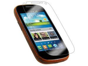 Skinomi Light Wood Skin+Screen Protector for Samsung Galaxy Stratosphere 2 I415