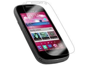 Skinomi Brushed Steel Phone Skin+Screen Pro for Samsung Galaxy Stratosphere 2