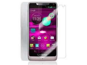 Skinomi Brushed Aluminum Full Body Skin+Screen Cover for Motorola DROID RAZR M
