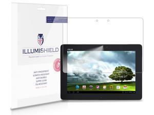 ASUS Transformer Pad Infinity TF700 Screen Protector [2-Pack], iLLumiShield - Japanese Ultra Clear HD Film with Anti-Bubble and Anti-Fingerprint - High Quality Invisible Shield - Lifetime Warranty