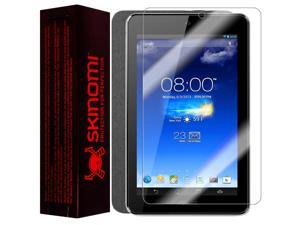 Skinomi Full Body Brushed Steel Skin+Screen Protector for Asus MeMo Pad HD7