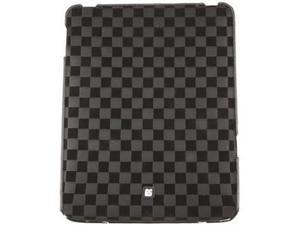 Eno-Case Leather Case Tablet Protector Checkers for Apple iPad 1st Generation