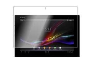 Skinomi Clear Tablet Screen Protector Film Cover Guard for Sony Xperia Tablet Z