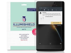 Google Nexus 7 Screen Protector (2016)[2-Pack], iLLumiShield Anti-Glare Screen Protector for Google Nexus 7 HD Shield with Anti-Bubble & Anti-Fingerprint Matte Film