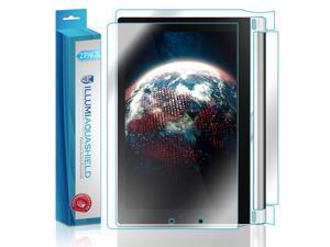 Lenovo Yoga Tablet 10 Screen Protector + Back Cover (2-Pack), ILLUMI AquaShield Full Coverage Back and Front Screen Protector for Lenovo Yoga Tablet 10 HD Clear Anti-Bubble Film - Lifetime Warranty