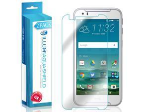 HTC Desire 830 Screen Protector (2-Pack), ILLUMI AquaShield Full Coverage Screen Protector for HTC Desire 830 HD Clear Anti-Bubble Film - Lifetime Warranty