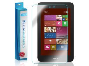 ASUS VivoTab Note 8 Screen Protector (2-Pack), ILLUMI AquaShield Full Coverage Screen Protector for ASUS VivoTab Note 8 HD Clear Anti-Bubble Film - Lifetime Warranty