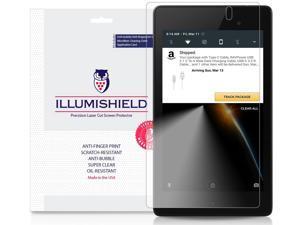 Google Nexus 7 Screen Protector (2016)[2-Pack], iLLumiShield Screen Protector for Google Nexus 7 Clear HD Shield with Anti-Bubble & Anti-Fingerprint Film