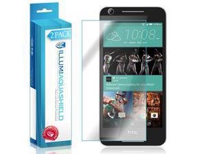 HTC Desire 625 Screen Protector (2-Pack), ILLUMI AquaShield Full Coverage Screen Protector for HTC Desire 625 HD Clear Anti-Bubble Film - Lifetime Warranty