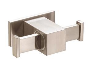 Danze D446137BN Sirius Double Robe Hook in Brushed Nickel