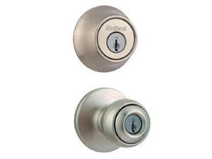 Kwikset 690P15 POLO SNGL CYL CMBO SN