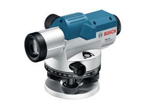 Bosch GOL 24 300 ft. 24X Automatic Optical Level Blue White