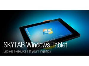 Refurbished: Skytex SKYTAB S-series Windows 7 Tablet PC with ExoPC UI