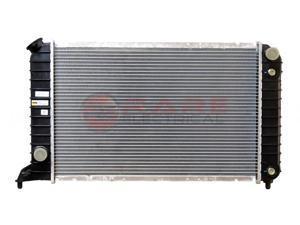 RADIATOR FITS ISUZU HOMBRE 2.2L I4 GAS 1996-2000 GM3010245 CU1531 CV37016A 432388