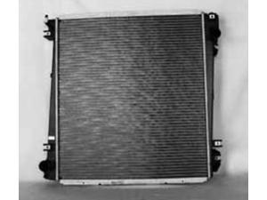 RADIATOR ASSEMBLY FITS MERCURY 02-05 MOUNTAINEER 3L2Z8005AA FD37091AM FO3010146 3L2Z8005AA FO3010146 2434 CU2342 432287