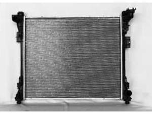 RADIATOR ASSEMBLY FITS CHRYSLER 08-10 TOWN & COUNTRY 3.3L 3.8L V6 3301CC 201 CID 4677755AE CH3010345 2678 REA41-13062A
